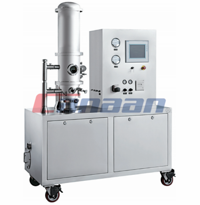 LABORATORY FLUID-BED MULTIPROCESSOR