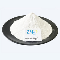 Factory supply Medical Grade high purity MgO magnesium oxide white powder