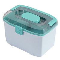Storage Medicine Box Household Medicine Chest Portable Medicine Storage