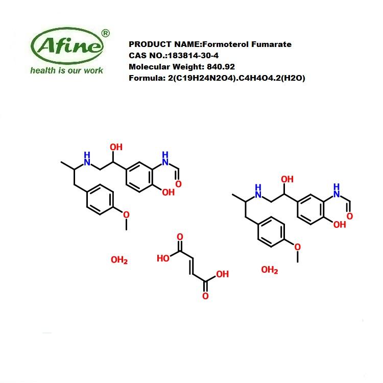 Formoterol Fumarate  CAS 183814-30-4