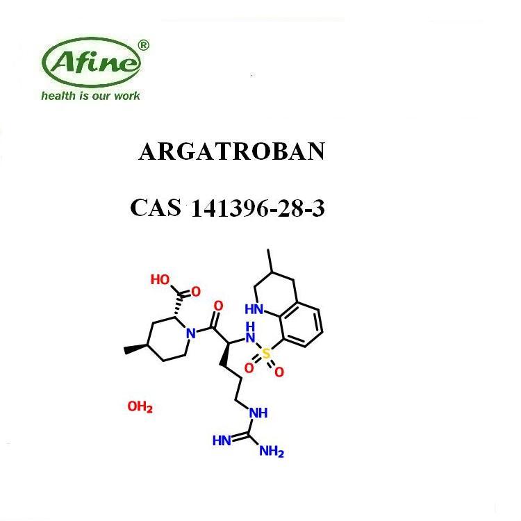 ARGATROBAN CAS 141396-28-3