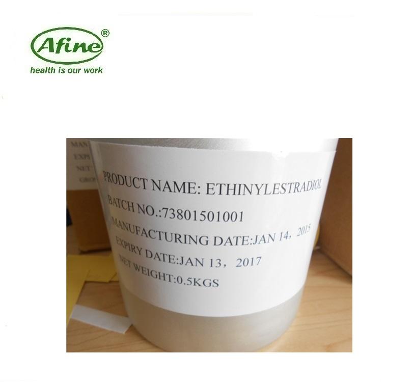 Ethynyl Estradiol / Ethinylestradiol cas 57-63-6
