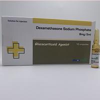 Dexamethasone Sodium Phosphate Injection 4mg/ml, 1ml & 2ml