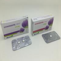 Levonorgestrel tablets 0.75mg, 1.5mg