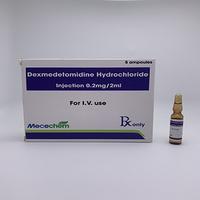 Dexmedetomidine Hydrochloride Injection  0.1mg/ml - 1ml, 2ml