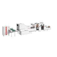 RZFD-330D  AUTOMATIC HIGH SPEED SQUARE BOTTOM PAPER BAG MACHINE  (patch bag)