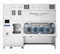 Sterility Test Isolator Laminar Air Flow Isolator Aseptic Isolator, Class A for operation