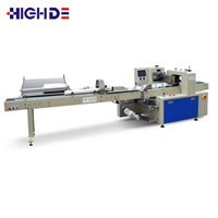 single cup automatic wrapping machine packing machine