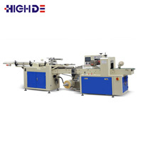 disposable cup automatic counting packing machine
