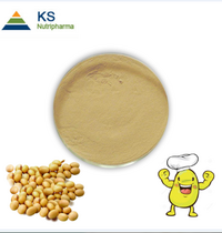 Soybean Extract Soy Peptide Powder Isoflavones