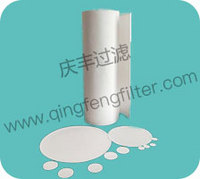 High filtration efficiency Pes filter membrane for pleated filter cartridge