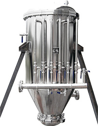 Vertical Candle Type Microporous Filter (Automatic / Semi-Automatic)