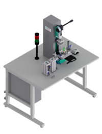 Manually operated machine of autoinjector