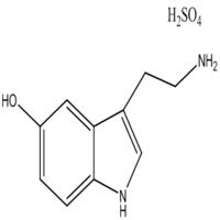 hydrogen sulfate , 2-(5-hydroxy-1H-indol-3-yl)ethylazanium,CAS : 2906-14-1