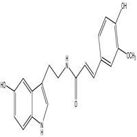 N-feruloyl serotonin CAS : 68573-23-9 ,C20H20N2O4