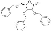 2,3,5-Tri-O-benzyl-D-ribonolactone