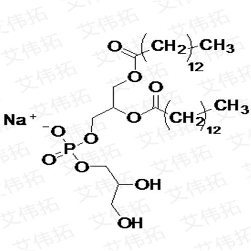 DMPG-Na Dimyristoylphosphatidylglycero