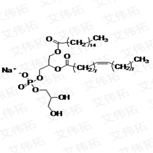 POPG-Na 1-Palmitoyl-2-oleoylphosphatidylglycerol