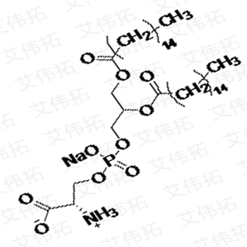DPPS Dipalmitoylphosphatidylserine