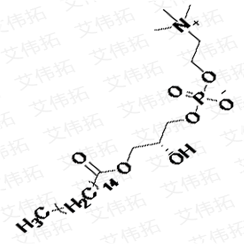 P-LysoPC Palmitoyl lysophosphatidylcholine