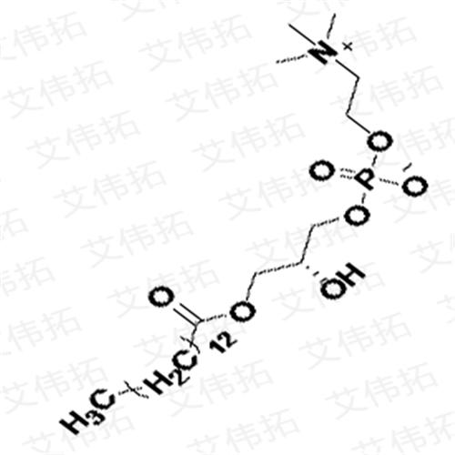 M-lysoPC Myristoyl Lysophosphatidylcholine