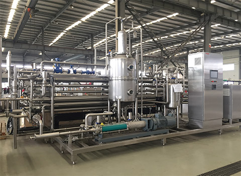 Continuous Disinfection System of Culture Medium