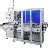 Automatic continuous high speed cartoning machine