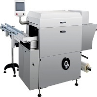 Transparent film packaging machine/ Cellophane wrapping machine