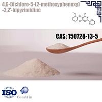 4,6-Dichloro-5-(2-methoxyphenoxy)-2,2'-bipyrimidine