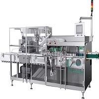 Intelligent automatic cartoning machine