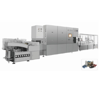 AUTOMATIC LINE FOR FILLING AND CAPPING VIALS WITH STERILE POWDERS, SGFJ SERIES
