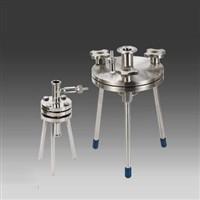 H-DMF Stainless Steel Membrane Holder