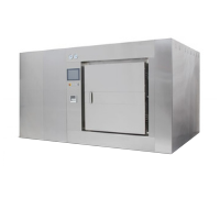 WATER STERILIZER FOR AMPOULS, SERIES ASM