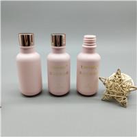 100ml emulsion sub-bottle portable frosted emulsion bottle