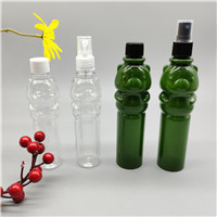 100ML 150ml spray bottle bear can be customized in color