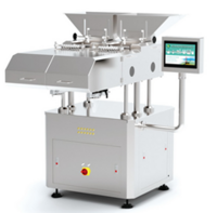 electrical counting and filling machine