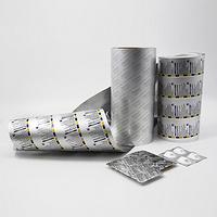 Printing Pharma aluminum foil
