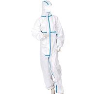 Disposable Medical Protective Coverall (Non-sterile)