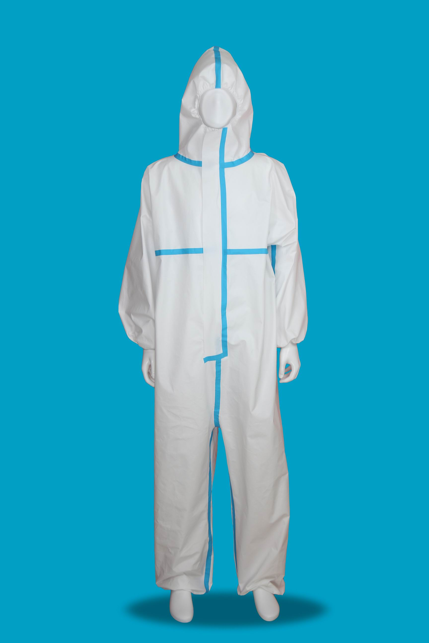 Disposable Medical Protective Clothing (Coverall) TYPE 3