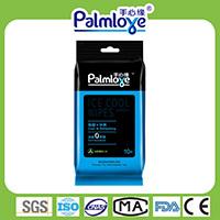 Palmlove ice cool wipes