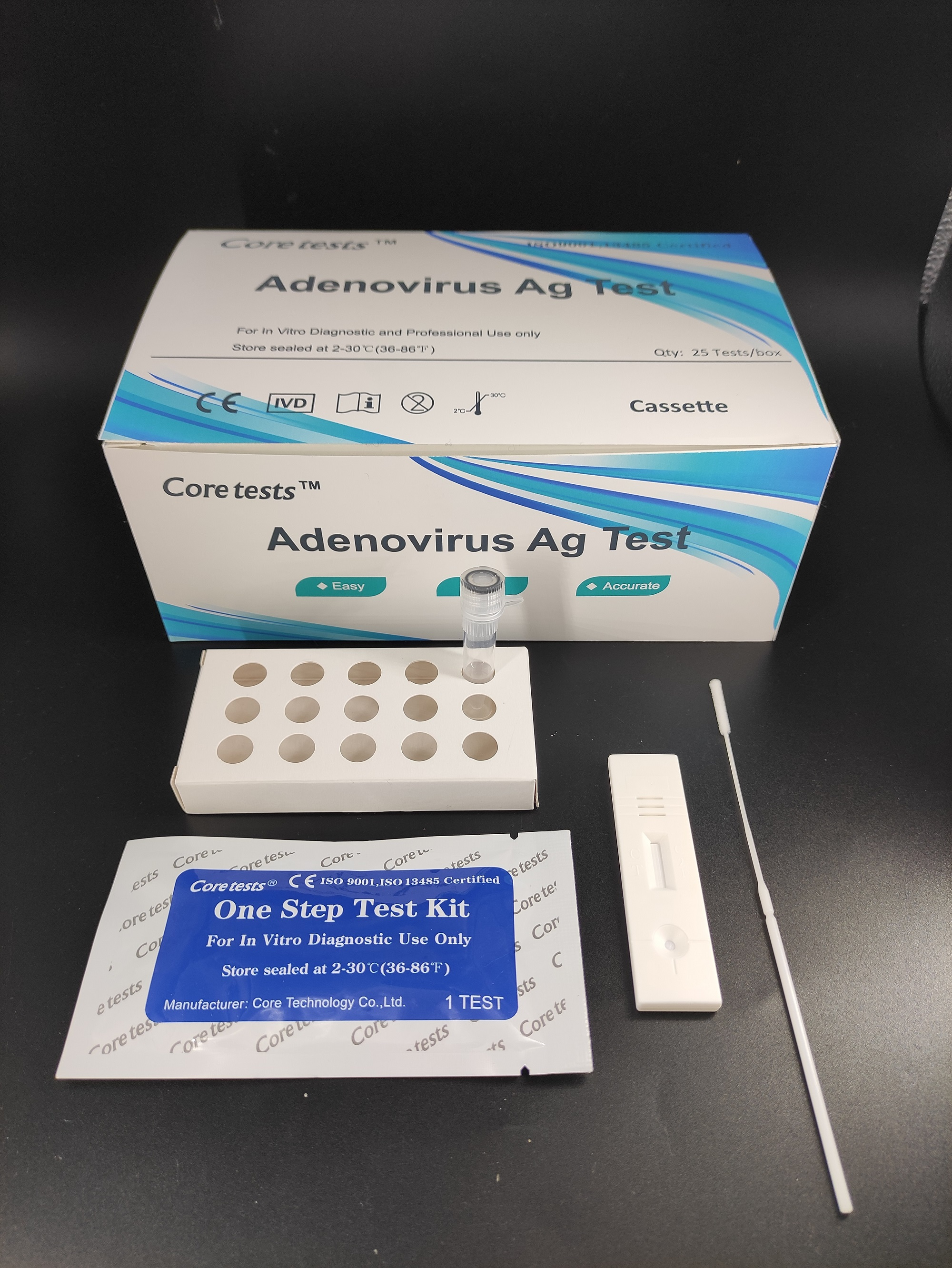 One Step Influenza A&B Ag Test