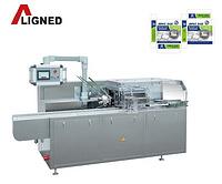 Automatic medicine board cartoning machine