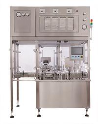 Automatic eyedrop liquid filling  machine