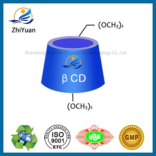 2,6-di-o-methyl-beta-cyclodextrin 51166-71-3
