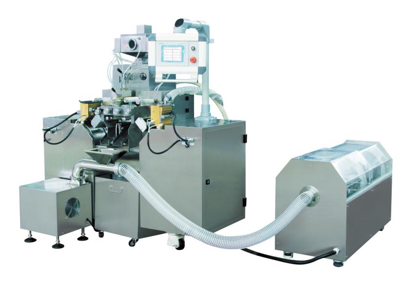 YWJ100 Fully Automatic Soft Gelatin Encasulation Machine
