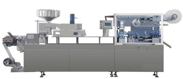 Automatic  Capsule Blister Packing Machine