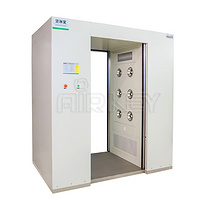 Clean Room Entrance Air Shower Room for Goods Cleaning