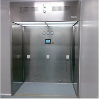 Weighing booth dispensing booth