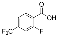 2-Fluoro-4-(Trifluoromethyl)benzoic acid