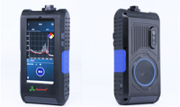 Fast and compact Raman Spectrometer in Hands
